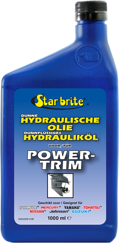 Star Brite Hydrau olie 950ml