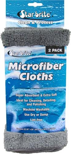 Star Brite microfiber Doekjes (2-Pack)