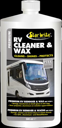 Premium Reiniger & Was met PTEF 0.5 liter