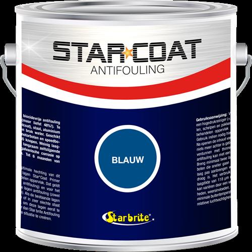Star Coat Antifouling Blauw - 3,0 Liter