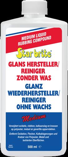 Star Brite Glanshersteller/Reiniger medium 500ml