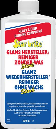Star Brite Glans Hersteller/ Reiniger sterk 500ml
