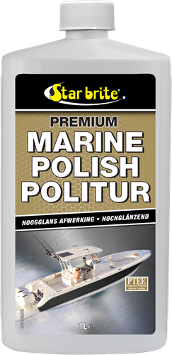 Star Brite Marine Polish 1 ltr