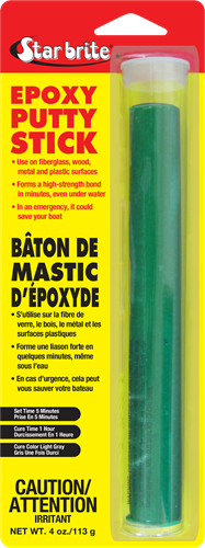 Star Brite Epoxy Putty Stick