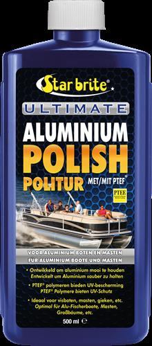 Star Brite Aluminium polish met PTEF