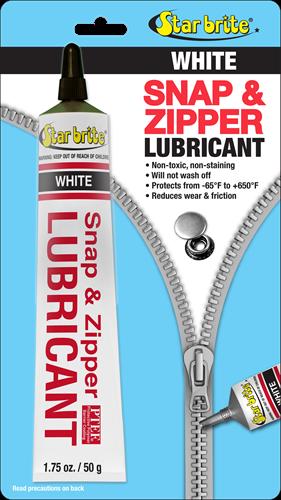 Star Brite Snap&Zipper teflon