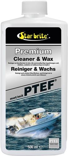 Starbrite Premium Cleaner Wax 0,5 ltr