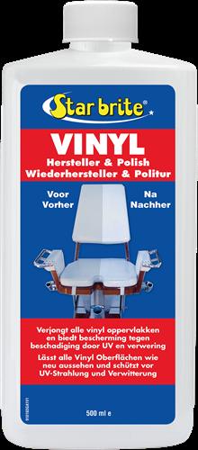Star Brite Vinyl clean+polish