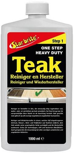Starbrite Teak Reiniger en Hersteller