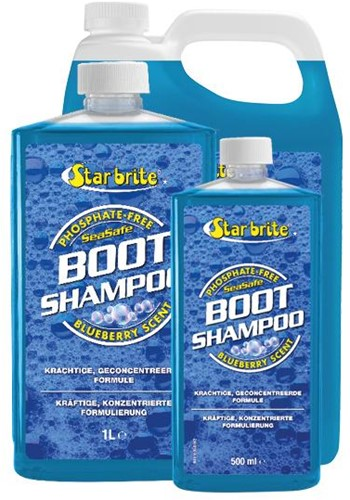 Boot shampoo