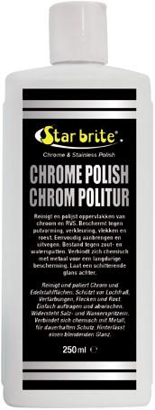 Starbrite Chroom & RVS Polish